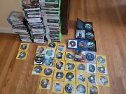 Lot Sony Ps3 Wii Ps4 Xbox One Xbox 360 Movies Video Games Bundle Great Shape