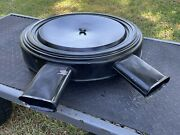 1961 1962 1963 1964 Pontiac 389 421 3x2 Tri Power Air Cleaner Assembly Catalina
