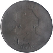 1802 Draped Bust Large Cent Filler Clear Date See Pics L250