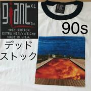 Red Hot Chili Peppers 1999 Tour T-shirt Dead Stock Size Xl Menand039s Made In Usa F/s