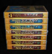 Nest Animated Stories From The Bible Complete Dvd Set New And Old Testaments Nice