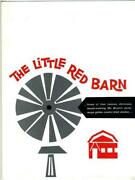The Little Red Barn Menu 6201 Hillcrest Dallas Texas Ma Browns Fried Chicken