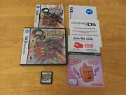 Pokemon Platinum Version Nintendo Ds Authentic Complete W Booklet Free Shipping