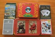 Vintage To Modern Deck Of Playing Cards Coca Cola Rockwell Tins Ireland