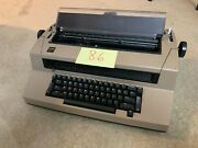 Ibm Selectric Ii And Iii Correcting Typewriters - Serviced And Ready To Go