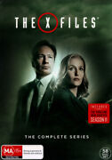 The X-files The Complete Series Seasons 1 - 11 1993 [new Dvd]