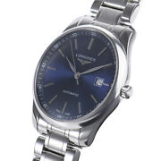 Longines Master Collection Automatic L2.893.4.92.6 Date Men's Watch Wl23627