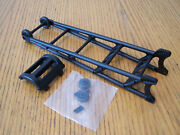 Traxxas Drag Slash Wheelie Bar With Lcg Chassis Mount And 2 Sets Wheels Wheely