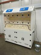 Air Science Ptefh72 Total Exhaust 6and039 Polypropylene Chemical Fume Hood W/ Storage