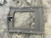 2017-2019 Ford F250sd F350sd Pickup Headliner With Panoramic Roof Hole