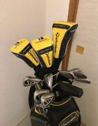 A Total Of 390000 Yen Worth Of Tailormade Golf Set List No.gc1937