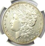 1903-s Morgan Silver Dollar 1 Coin - Certified Ngc Au Details - Rare Date In Au