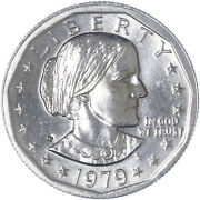 1979 P Susan B Anthony Bu Dollar Near Date Us Mint Coin See Pics H895