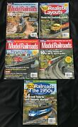 Model Railroader Special Issue Lot Of 5 Issues 2006, 2007, 2010, 2011