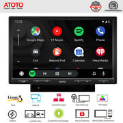 Atoto 10.1 Bluetooth 2 Din Car Stereo Multimedia Receiver- Android Autoandcarplay