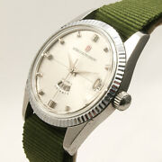 Orient Weekly Auto Orient Swimmer Automatic Day/date Vintage Men's Watch Wl36103