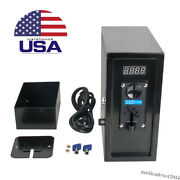 Coin Operated Timer Control Box Power Supply Electronic Device Coin Selector New
