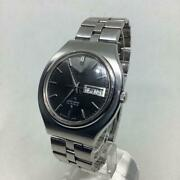 Seiko Lord Matic Automatic 5606-7120 Day/date Vintage Men's Watch 1969 Wl38538
