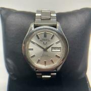 Seiko 5 Sportsmatic Deluxe Automatic 7619-9010 Day/date Vintage Watch Wl38601