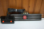 Lionel Postwar Ucs Operating Remote Control Track New Wire Ready To Use W Box
