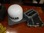 Sailor Fleet One By Cobham Marine Broadband System W/ Ip Handset And Wifi Router