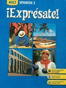 Expresate By Holt, Rinehart, And Winston, Inc. Staff Nancy A. Humbach
