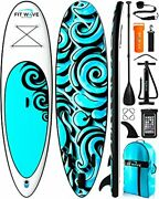 Fitpulse Paddle Board Inflatable Paddle Boards For Adults Inflatable - Free Ship