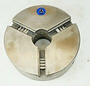 Tos 8 200/3 Three Jaw Lathe Chuck Missing Jaws