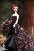 Super Rare Cotho Barbie Designerand039s Doll Ooak World Limited To 1 Charity In 2015