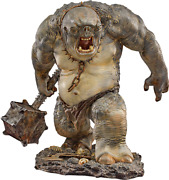 The Lord Of The Rings Statue 1/10 Hollow Troll Deluxe Iron Studios Sideshow
