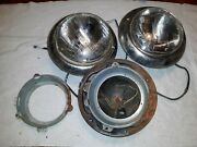1953 1954 Ford Pickup Truck Headlights Buckets Assembly Parts F100