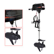 48v 1800w Outboard Motor Electric Brushless For Fishing Boat Engine Eu Dhl 1.8kw