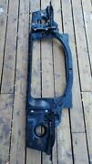 Nos 1971 72 Chevelle 4 Core Radiator Support W-grill Mounts Bumper Fillers