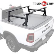 Fits Ford F150 Truck Bed Ladder Rack Adjustable Contractor Utility Lumber Rack