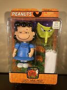 Its The Great Pumpkin Charlie Brown Lucy Van Pelt Witch Mask And Costume 2005