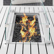 New Sirio Soho Fire Table Free Fast Curbside Delivery Included Shipping