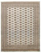 Hand-knotted Carpet 8and0390 X 10and0392 Finest Peshawar Bokhara Traditional Wool Rug