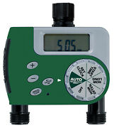 Orbit Irrigation Products 173362 Green Thumb Digital Watering Timer 2-outlet
