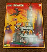 Lego 6097 Night Lords Castle Fright Knights 1997 Rare Retired New Sealed