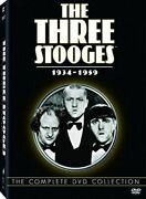 Three Stooges Collection Complete Set 1934 -1959 New Dvd