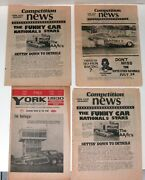 York Us 30 Dragway 4 Competition News Papers From The 1970and039s