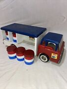 Nylint Pressed Steel Pepsi Cola Delivery Truck