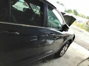 16-18 Pilot Passenger Right Front Door Without Acoustic Glass Green 3215273