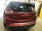 Trunk/hatch/tailgate Power Liftgate Fits 15-18 Murano Red 4268777