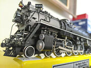 Soundanddcc Brass Np Northern Pacific 4-8-4 Steam Sunset Ho Runs And Sounds Great