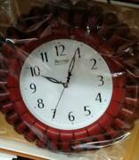 Wooden Home Decor Wall Decor Hanging Wall Clock Collectible Gift For Home