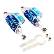 11 280mm Air Shock Absorbers Suspension For 50cc 70cc 90cc Scooter Moped