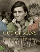 Out Of Many By Mari Jo Buhle John M. Faragher Susan Armitage And Daniel...