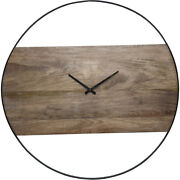 Renwil Cl221 Amika 40 X 40 Inch Wall Clock, Large
