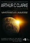 Arthur C. Clarke Collection Mysterious Universe New Dvd